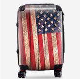 20寸拉杆行李箱定制